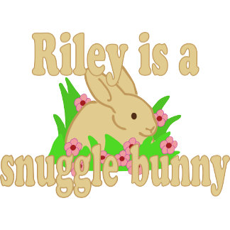 Riley is a Snuggle Bunny