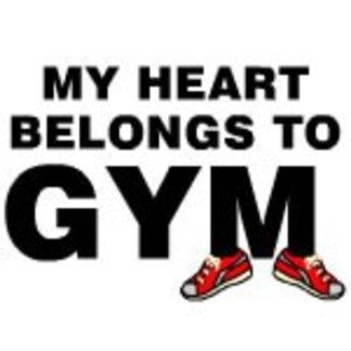 Heart Belongs To Gym