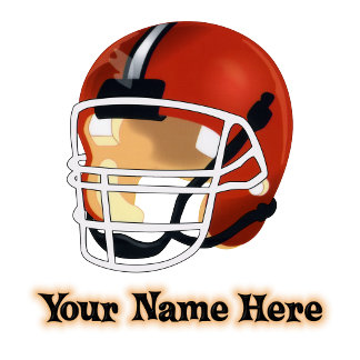 Personalized Football  T Shirts and Gifts