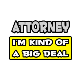 Attorney .. I'm Kind of a Big Deal