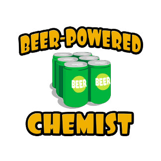 Beer-Powered Chemist