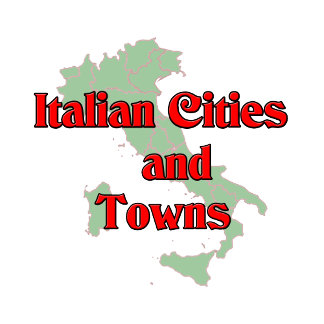 Italian Cities and Towns. Your favorites in Italy.