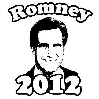 Mitt Romney 2012 Retro