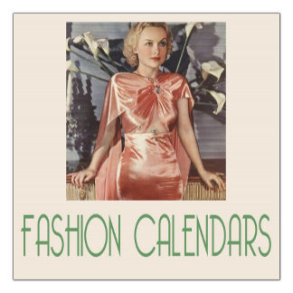 Vintage 2014 Wall Calendars