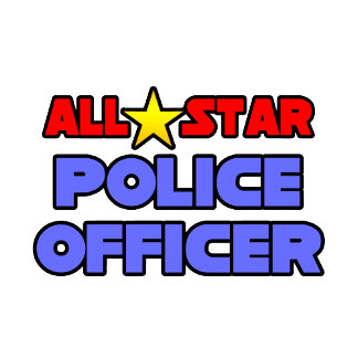 All Star Police Officer