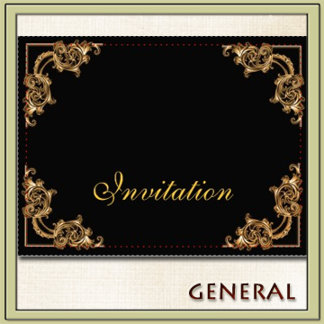 GENERAL INVITATION