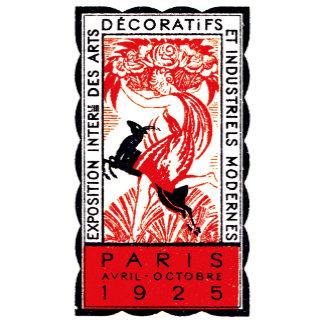 1925 Paris Art Deco Poster
