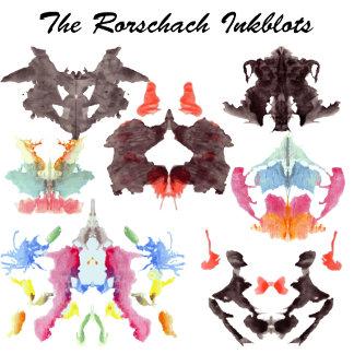 The Rorschach Inkblots