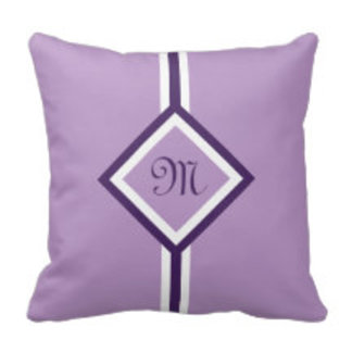 Monogrammed Pillows