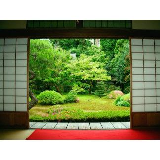 Asia, Japan, Kyoto. Zen Garden