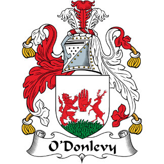 O'Donlevy Coat of Arms