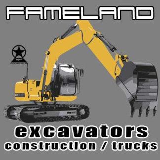 Fameland Bulldozer &  Excavators