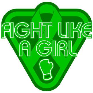 Neurofibromatosis Fight Like A Girl Glove