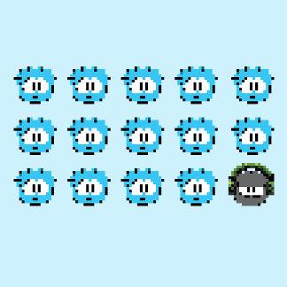 8 Bit Puffles