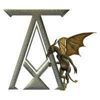Gargoyle Monogram
