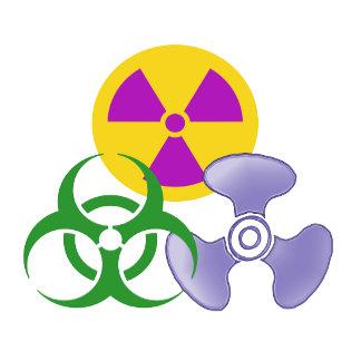 Nuke Hazmat Biohazard