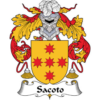 Sacoto Family Crest