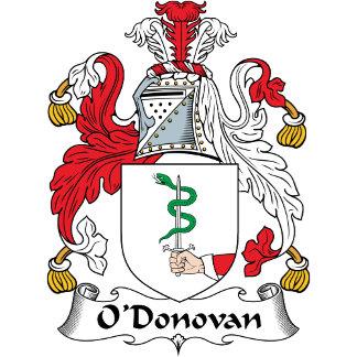 O'Donovan Coat of Arms