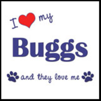 I Love My Buggs (Multiple Dogs)