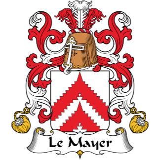 Le Mayer Family Crest