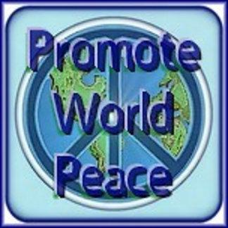 Promote Peace!