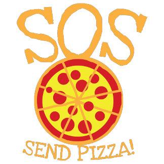 SOS! Send PIZZA!
