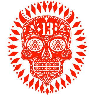 El Diablo Sugar Skull