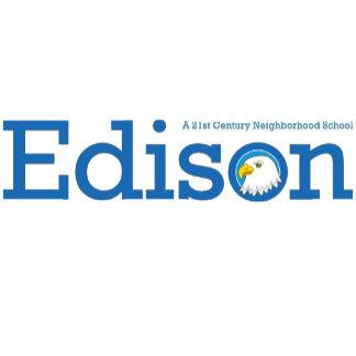 Edison Masthead Logo Gear