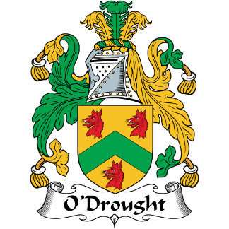O'Drought Coat of Arms