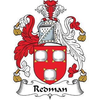 Redman Coat of Arms