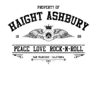 HAIGHT ASHBURY T SHIRTS