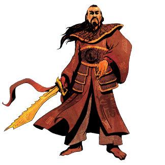 Sao Feng Asian Warrior