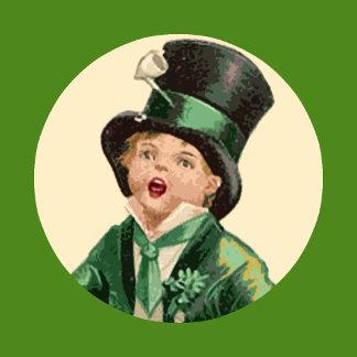 Irish and St. Patrick's Day Stickers