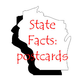 State Facts Postcards