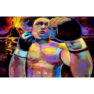 FIGHT ART