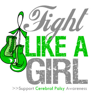 Fight Like a Girl Boxing - Cerebral Palsy