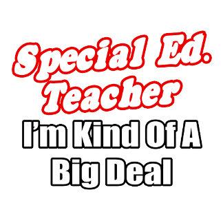 Special Ed. Teacher...Kind of a Big Deal
