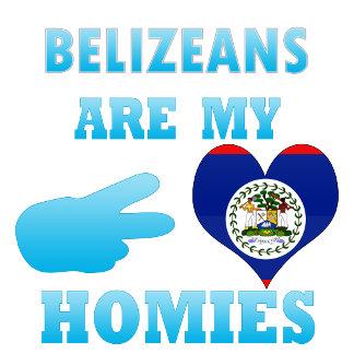 Belizeans are my Homies
