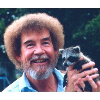Bob Ross is my Spirit Animal