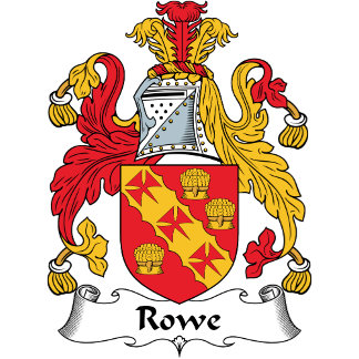 Rowe Coat of Arms
