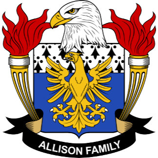 Allison Coat of Arms