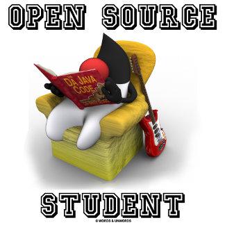 Open Source Student (Duke Book Guitar Comfy Chair)