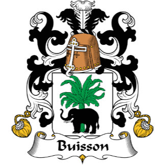 Buisson Family Crest