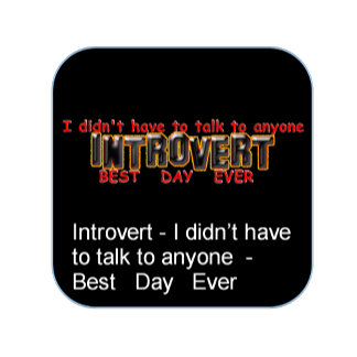 Introvert - I Didn't Have to Talk to Anyone