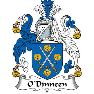 O'Dinneen Coat of Arms