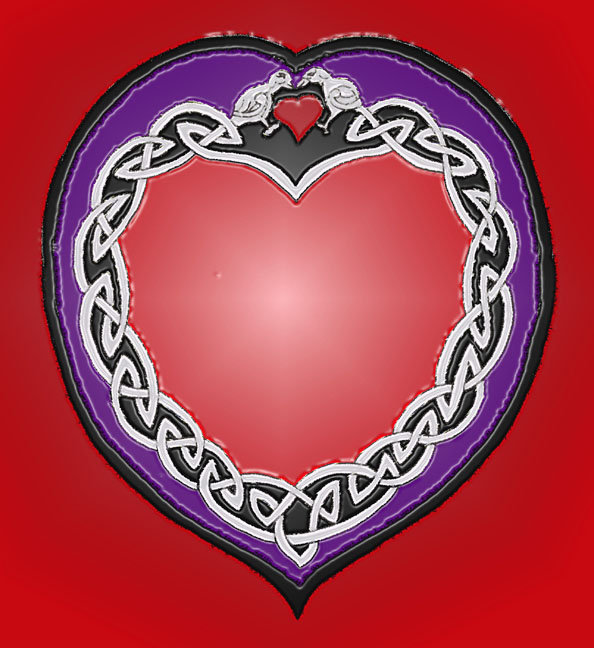 Celtic Heart Gifts of Love