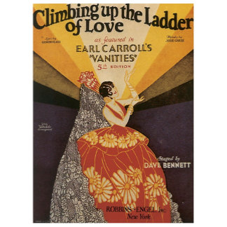Climbing Up The Ladder of Love - Vintage Song Art