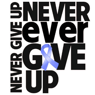 Esophageal Cancer Never Ever Give Up