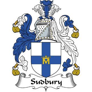 Sudbury Family Crest