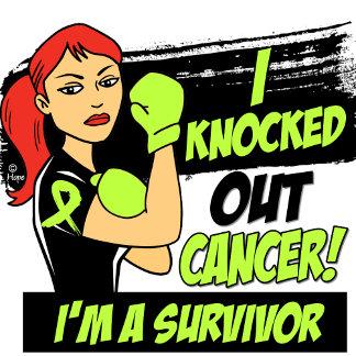 I Knocked Out Lymphoma Cancer